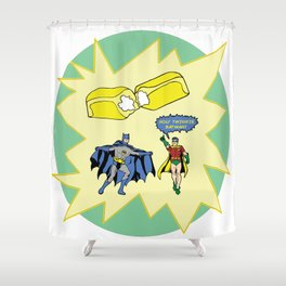 Holy Twinkie! Shower Curtain