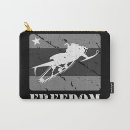 FREEDOM! Snowmobile Carry-All Pouch