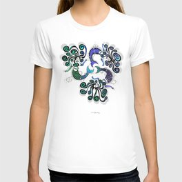 MERMAIDS CIRCLE T-shirt