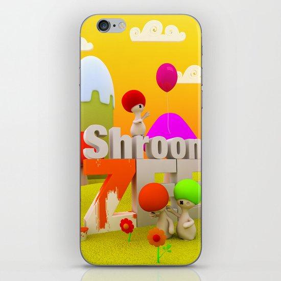 My air Balloon iPhone & iPod Skin