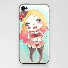Lollipop Chubby iPhone & iPod Skin