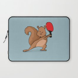 Talented Squirrel Laptop Sleeve
