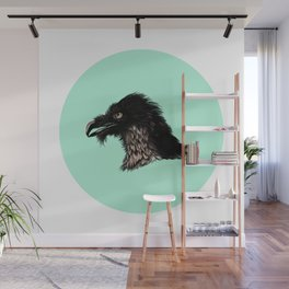 The Vulture. Wall Mural