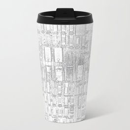 Robot People   (A7 B0019) Travel Mug