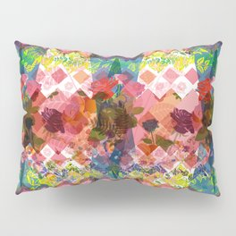 The Geometry of a flower Pillow Sham