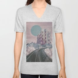 The way to heaven Unisex V-Neck