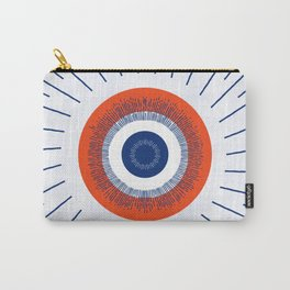Eye Think Too Much Carry-All Pouch