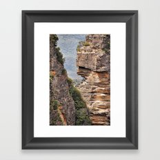 Mountain Framed Art Print