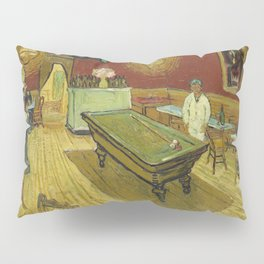The Night Cafe by Vincent van Gogh Pillow Sham