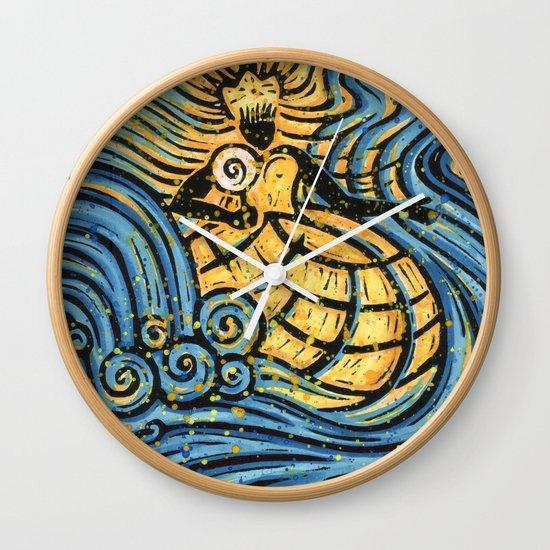 Orixás - Oxum Wall Clock