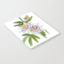 Passionflower Notebook