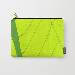 Leafy Tributary Carry-All Pouch