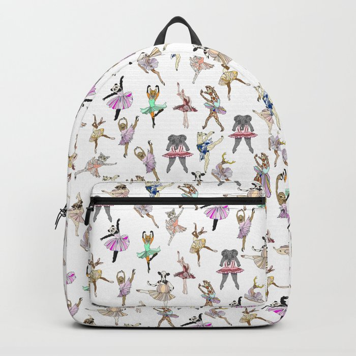 Animal Ballet Hipsters LV Backpack