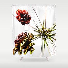 KAOS XIII Shower Curtain