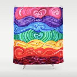 Chakra Art Shower Curtain