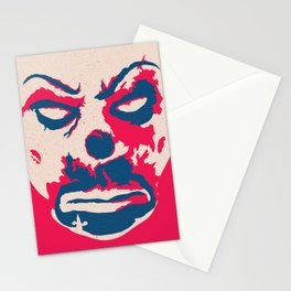 robber joker Stationery Cards
