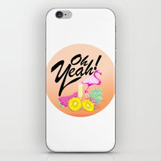 Oh Yeah! | Originals iPhone & iPod Skin