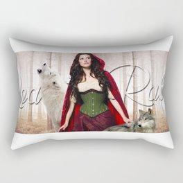 RED RUBY Rectangular Pillow