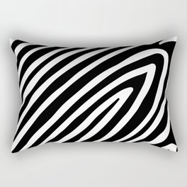 Zebra Party Rectangular Pillow