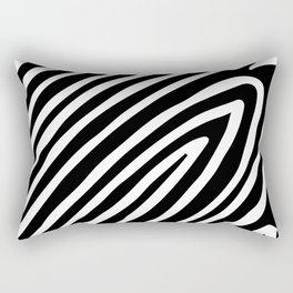 Zebra Party Rectangular Pillow