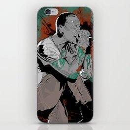 Chester Bennington iPhone Skin