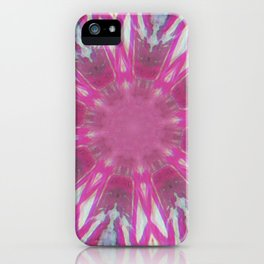 Love. Mad. Love. Mad. Love. iPhone Case