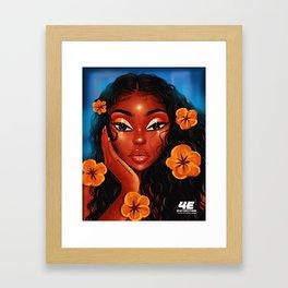 Warm Feelings Framed Art Print