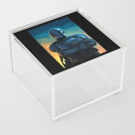 """Precious Cargo"" by Dylan Bonner Acrylic Box"