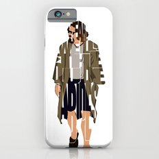 The Big Lebowski Inspired The Dude Typography Artwork Slim Case iPhone 6s