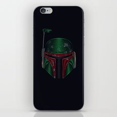 Star . Wars - Boba Fett iPhone Skin