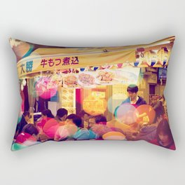 Asakusa Nights Rectangular Pillow