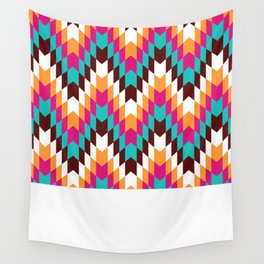 Tribal Chevron II Wall Tapestry