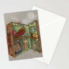 One man's trash - Home Sweet Home Stationery Cards