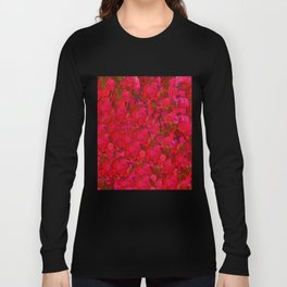 August Color Long Sleeve T-shirt
