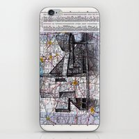 ohio iPhone & iPod Skins featuring Ohio by Ursula Rodgers