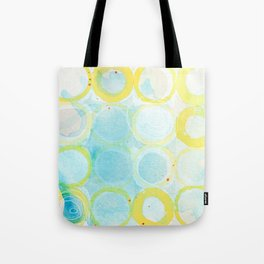 Paint Rings 02 Tote Bag