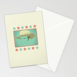 Hank W. Sr. Stationery Cards