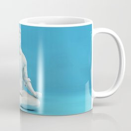 Keeping Calm in Stressful Situations as a Mental Concept Coffee Mug