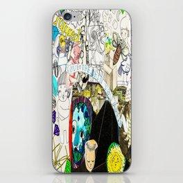 Collage 22 iPhone Skin