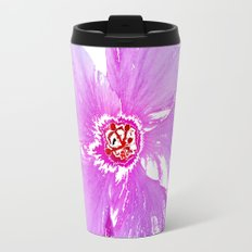 Lavender Hibiscus Group Travel Mug