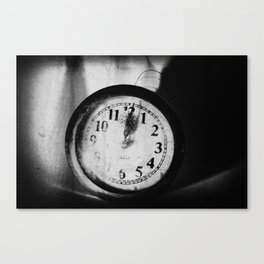 Lost Time Canvas Print