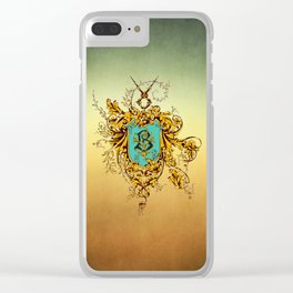 HARRYPOTTER - WIZARD Clear iPhone Case