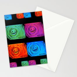 Ennui - Smiles For All 2 Stationery Cards