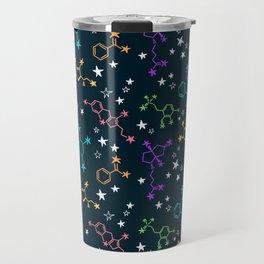 Molecule Galaxy Travel Mug