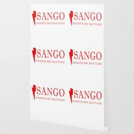 Sango Fights My Battles Wallpaper