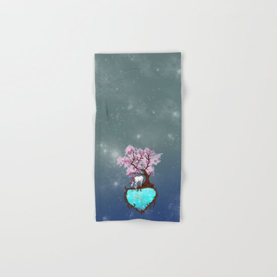 Last Unicorn Hand & Bath Towel