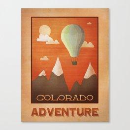 Colorado Adventure Canvas Print