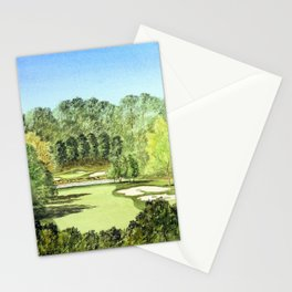 Glen Abbey Golf Course Canada Stationery Cards