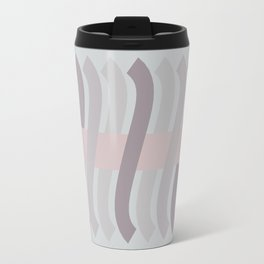 Pastel Pattern Travel Mug