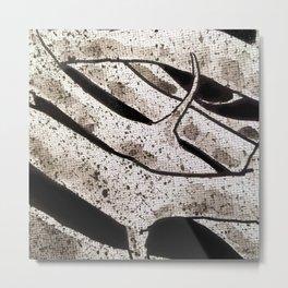 Thorns in Detail Metal Print